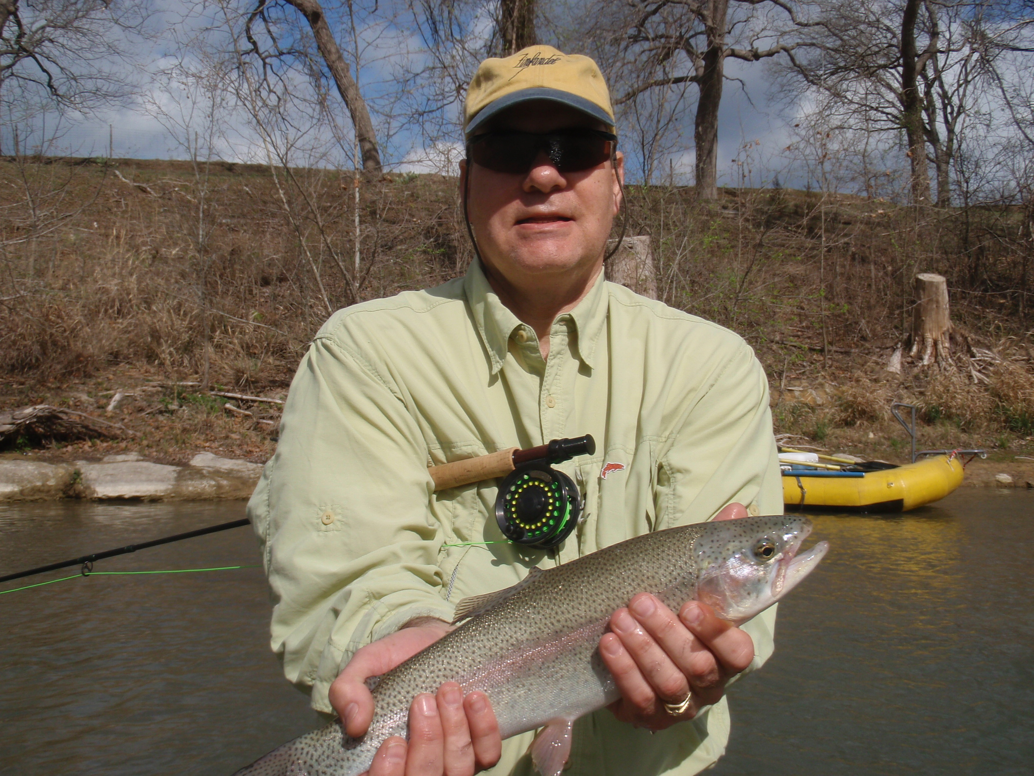 02 december 2009 for Guadalupe river fly fishing