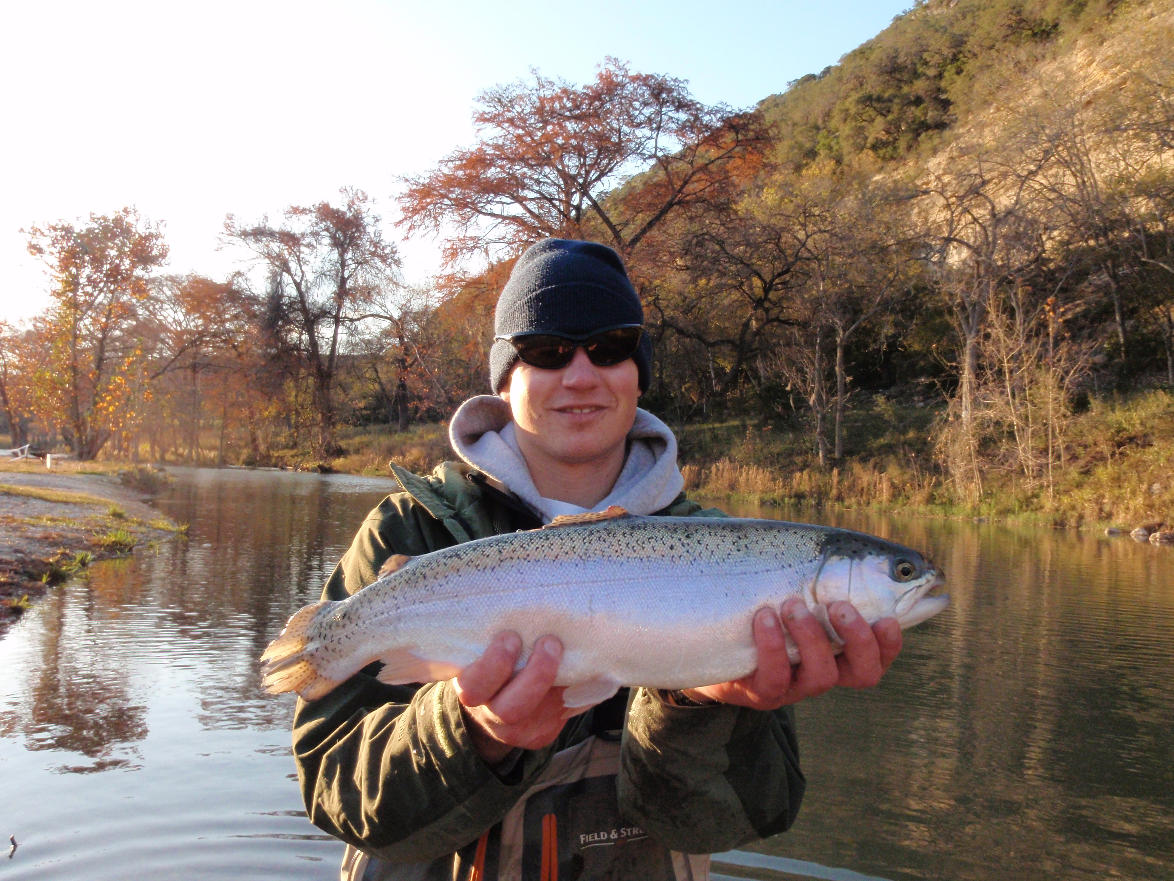 05 december 2009 for Guadalupe river fly fishing